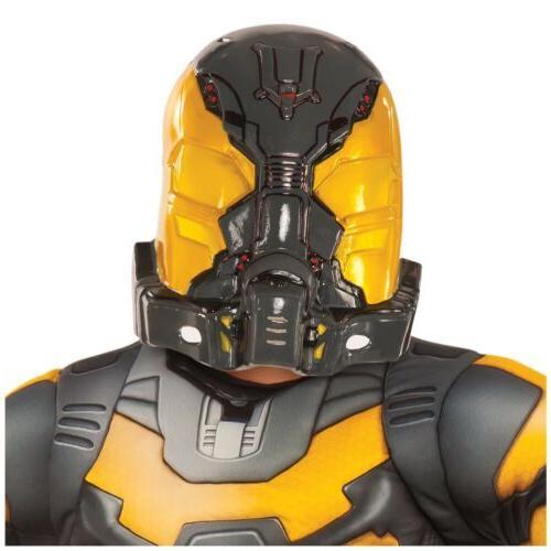 Yellow Kids Ant-Man Fancy Dress
