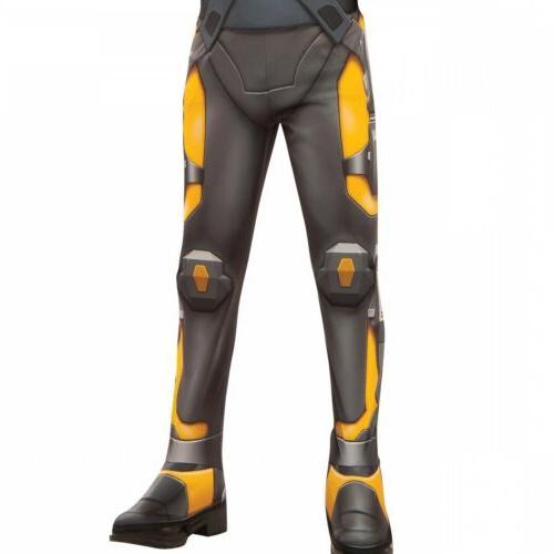 Yellow Costume Kids Ant-Man Fancy