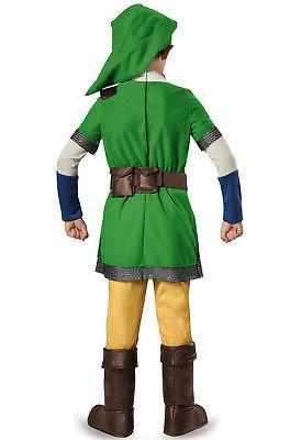Zelda Link Deluxe Costume