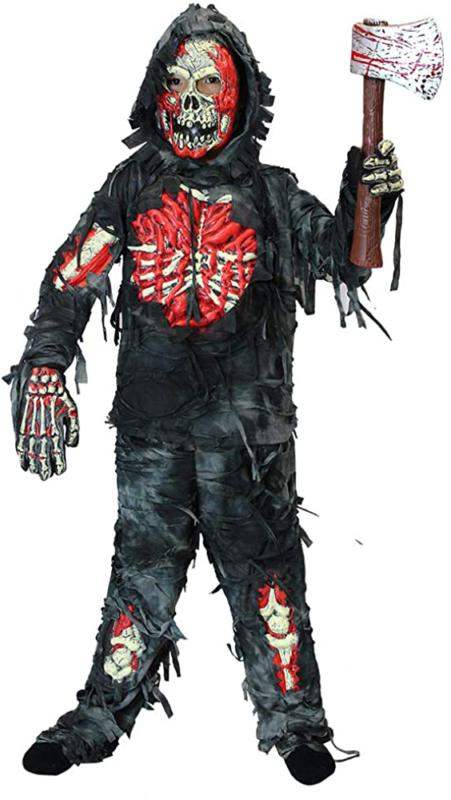 Spooktacular Zombie Costume