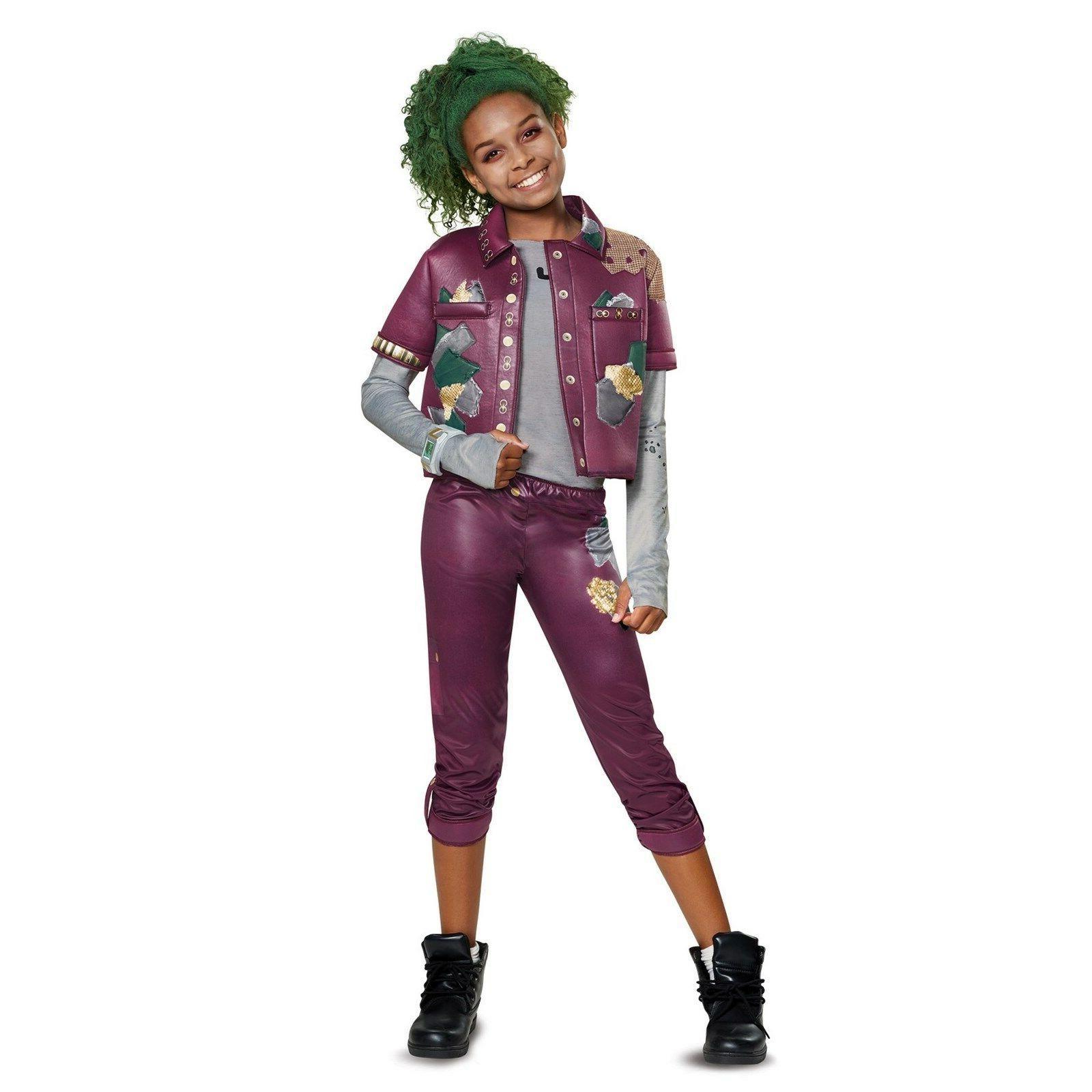zombies eliza child girls halloween costume