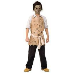 Leatherface Apron of Souls Costume Kids Texas Chainsaw Massa