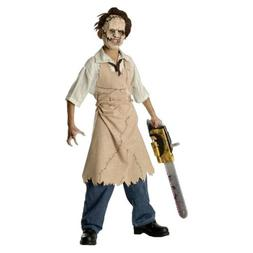 Leatherface Costume Kids Texas Chainsaw Massacre Scary Hallo