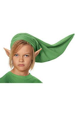 Kids' Legend of Zelda: Link Hat & Ears Costume Kit