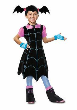 Licensed Disney Junior Vampirina Girls Deluxe Child Costume