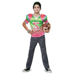 Licensed Disney Zombies Zed Football Jersey Classic TV Movie