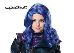 LICENSED DISNEY NWT Girl's Descendants 3 Mal Halloween Costu