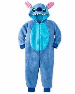 Disney Store Lilo & Stitch Costume Sleepwear Pajamas Plush P