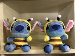 Disney Lilo And Stitch Plush Stitch In Halloween Bee 🐝 Co