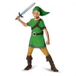 Disguise Link Boys Classic Costume, Small
