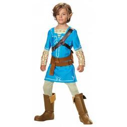 Link Breath of the Wild Deluxe Costume The Legend of Zelda H