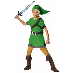 Link Costume Kids Legend of Zelda Halloween Fancy Dress