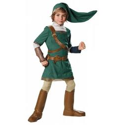 Link Costume Kids The Legend of Zelda Halloween Fancy Dress