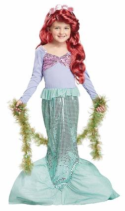 little mermaid lil costume dress up