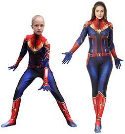 Riekinc Lycra Lady Bodysuits Halloween Cosplay Costumes Adul
