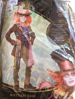 Disney Alice Through the Looking Glass Mad Hatter Costume Ch