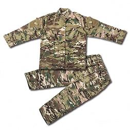 Marine Corps Uniform 2 Piece Soldier Costume For Kids