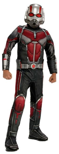 MARVEL ANT-MAN AND WASP ANT-MAN DELUXE CHILD COSTUME