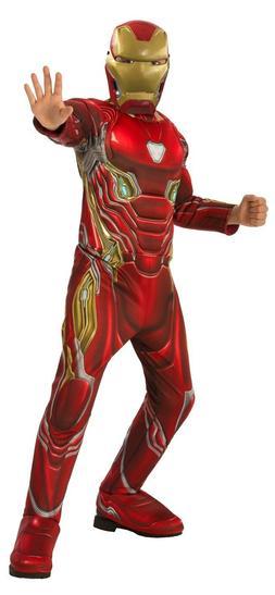 Marvel Avengers - Infinity War - Iron-Man Muscle Child Costu