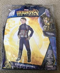 marvel s avengers infinity war captain america