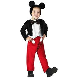 Disguise Mickey Mouse Kids Deluxe Costume