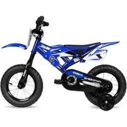 "12"" Yamaha Moto Child's BMX Bike"