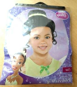 NEW DISNEY Child girl TIANA WIG for PRINCESS AND THE FROG co