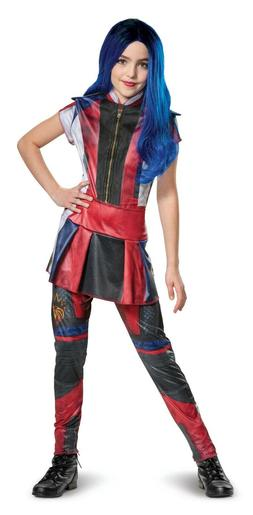 New Evie Descendants 3 Classic Child Costume Disney Disguise