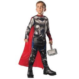 NEW Marvel Avengers 2 Age Of Ultron Thor size M 8/10 Child C