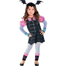 NEW Disney Vampirina Vee Halloween Costume Girls 4-6 Child S