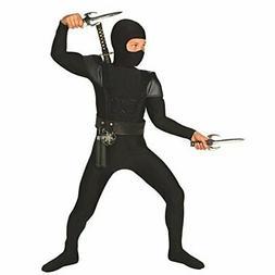 Ninja Costume Kids Boys And Girls Teenage accessories Black
