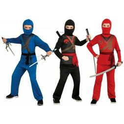 Ninja Costume Kids Halloween Fancy Dress
