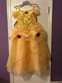 NWT Disney Belle Costume for Kids - Beauty and the Beast