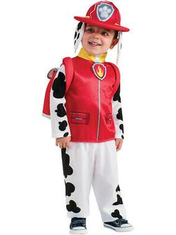 Paw Patrol Deluxe Child Boys Marshall The Dalmatian Costume