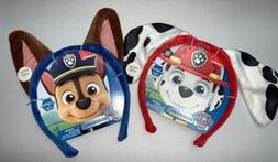 Paw Patrol Kids Headband Chase & Marshall 3+ Years Pretend P