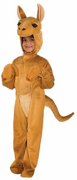 Forum Novelties Kids Plush Kangaroo Deluxe Costume, Small, O