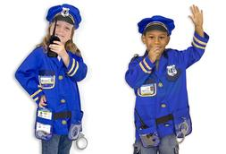 Melissa & Doug® Police Officer Role Play Costume Set