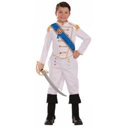 Prince Charming Costume Kids Halloween Fancy Dress