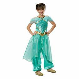 Disney Princess Jasmine Deluxe Child Girls Kids Halloween Co