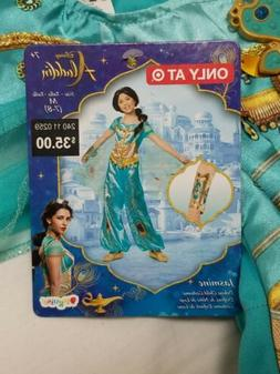 Princess Jasmine Disney Child Halloween Costume Aladdin Medi