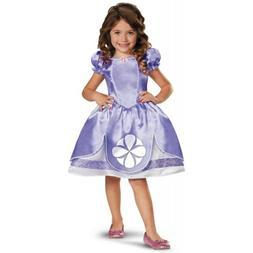 Princess Sofia Costume Kids Toddler Sofia the First Hallowee