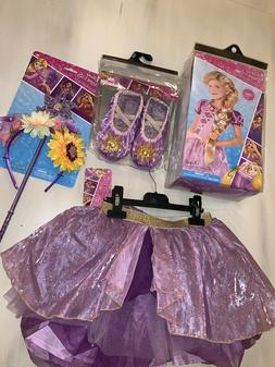Rapunzel Disney Costume - Child Costume- Halloween - Dress U