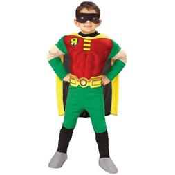 Robin Costume Kids and Toddler Batman Superhero Halloween Fa