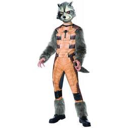 rocket raccoon costume kids guardians of