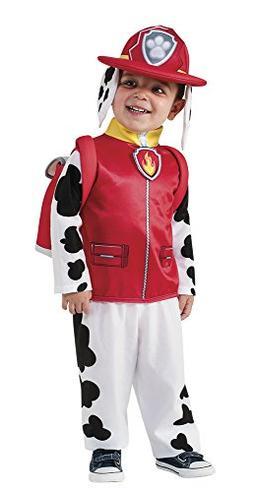 Rubie's Costume Toddler PAW Patrol Marshall Child Costume, O