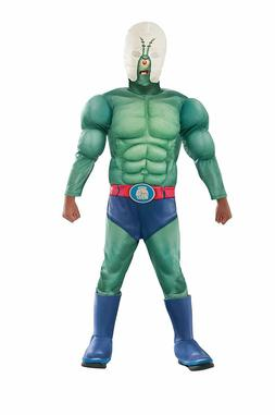 Rubie's Costume Sponge Out of Water Muscle Chest Plankton Ch
