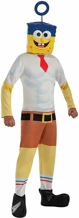 Rubie's Costume SpongeBob Movie Child Costume, Large