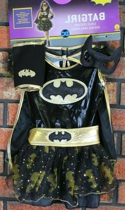 Rubie's DC Batgirl Tutu Dress Child Halloween Costume Size S
