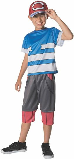 Rubie's Pokemon Child's Ash Costume, Medium