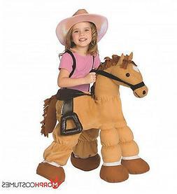 SALE Plush Pony Kids Animal Fancy Dress Costume Boys Girls R